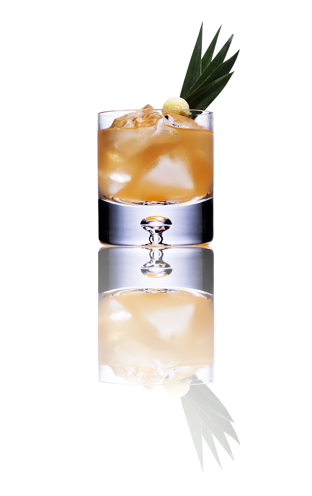 Pineapple Vodka Cocktail