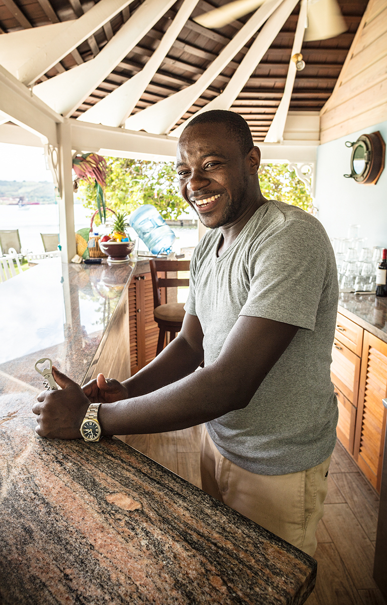 Anthony Walker• Bartender • Discovery Bay, Jamaica