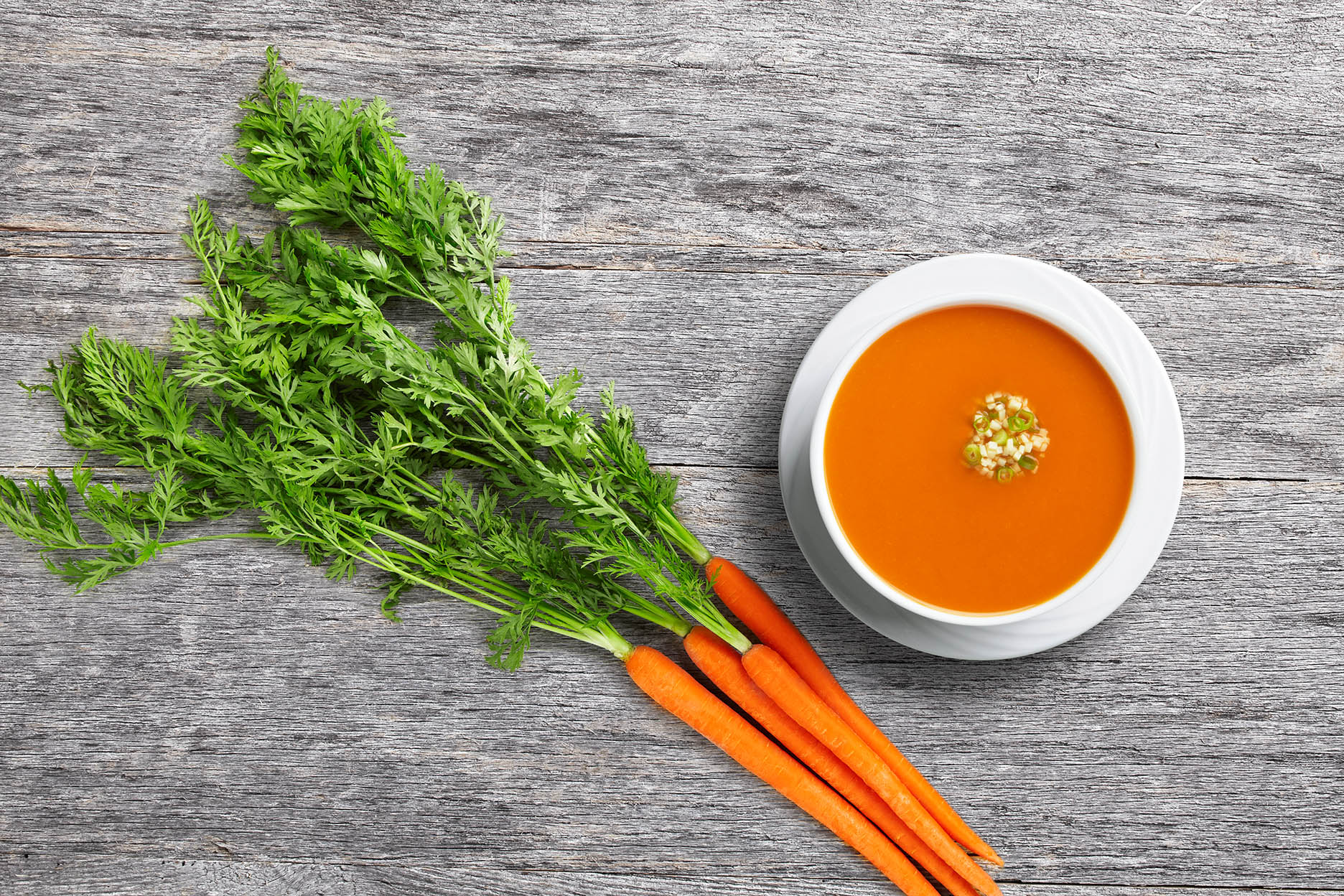 Dole • Carrot Ginger Soup