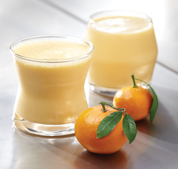Honey Mandarin Julius  •  Smoothie