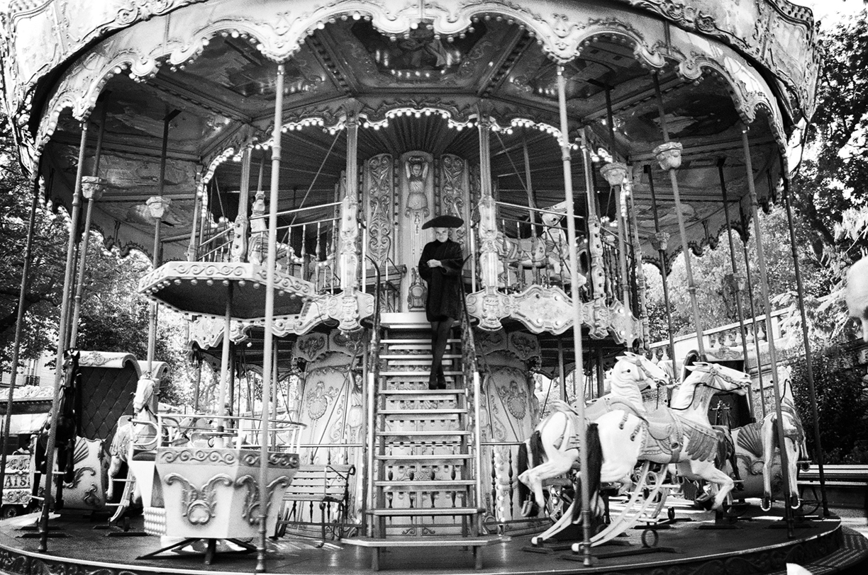 Kierstan Hall • Montmartre Carousel • Paris, France