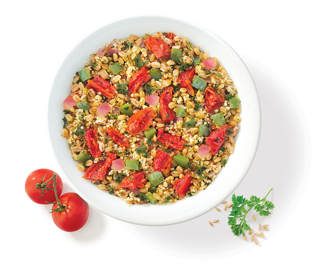 Luvo Foods • Mixed Whole Grain Salad