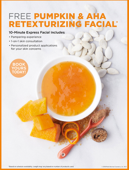 Pumpkin Facial Jell