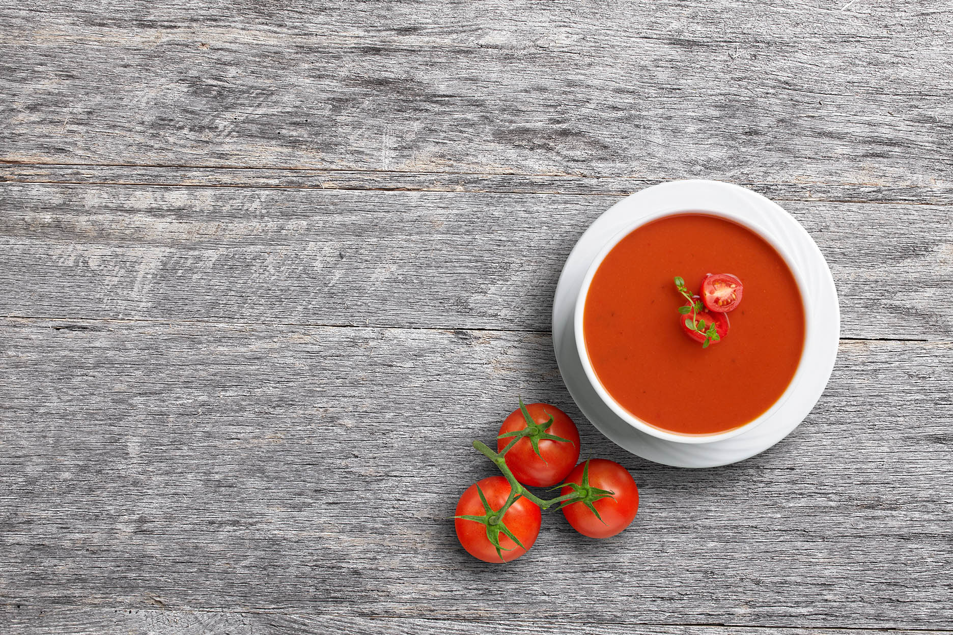Dole • Tomato Vegetable Soup