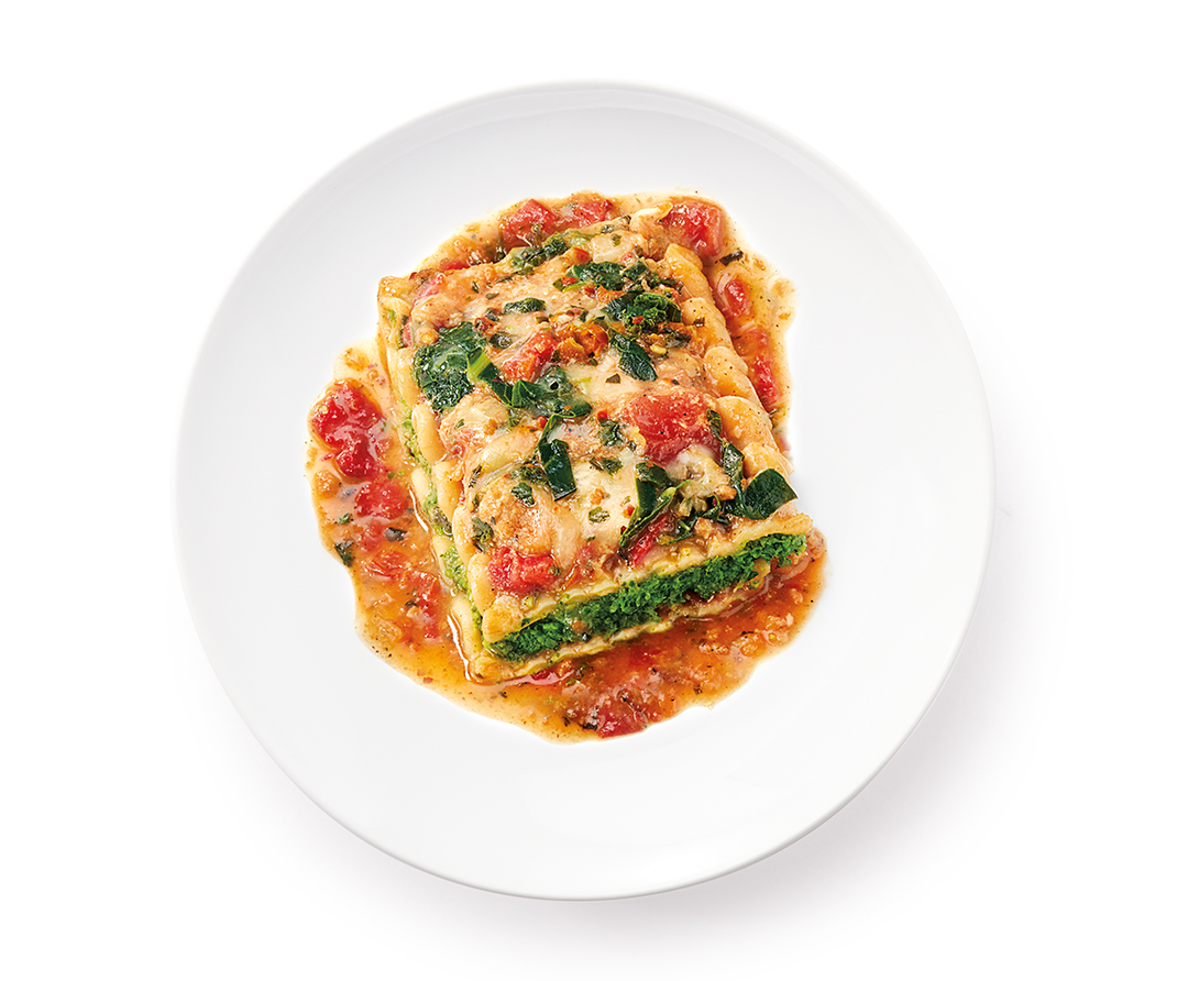 Luvo Foods • Turkey Vegetable Lasagna