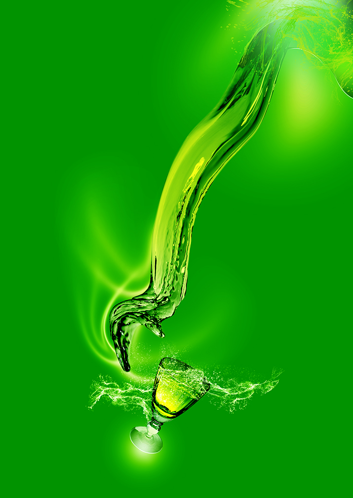 Absinthe Splash