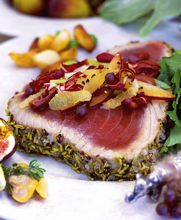Ahi Tuna Steak