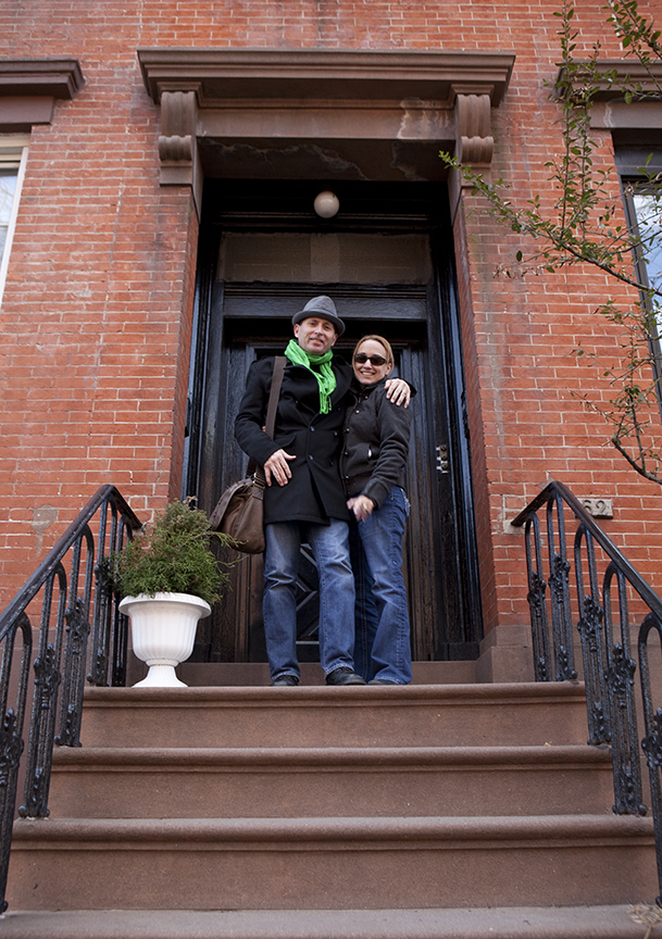 Bruce James and Jennifer James 52 Cheever Place, Brooklyn, NY