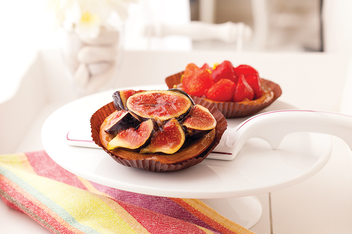 Fig Tart from Nice, France