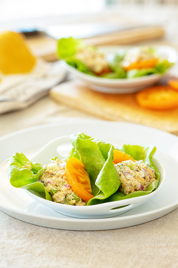 Vege Tuna Salad